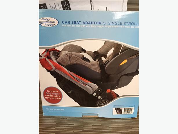 Baby Jogger Car Seat Adaptor Single City