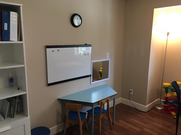shared office/therapy space westshore