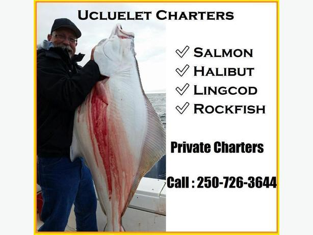 Ucluelet Charters - Fishing Specials