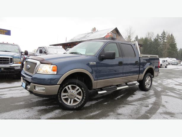 2005 ford f150 supercrew lariat 4x4 outside victoria victoria. Black Bedroom Furniture Sets. Home Design Ideas