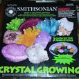 Smithsonian Institution Crystal Growing Set Kit