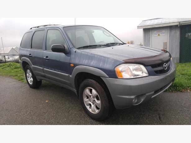 2001 mazda tribute es 4wd richmond surrey mobile. Black Bedroom Furniture Sets. Home Design Ideas