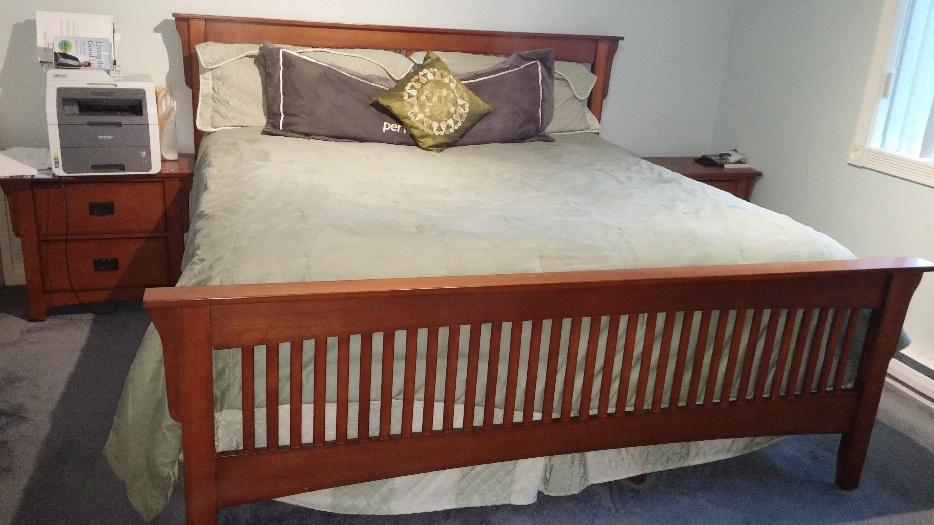 bedroom set for sale saanich victoria