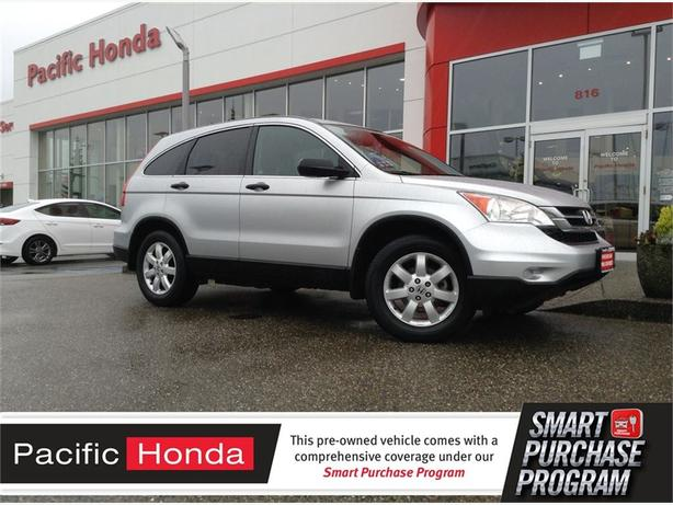 2010 Honda CR-V LX - LOCAL 1 OWNER CR-V LX AWD