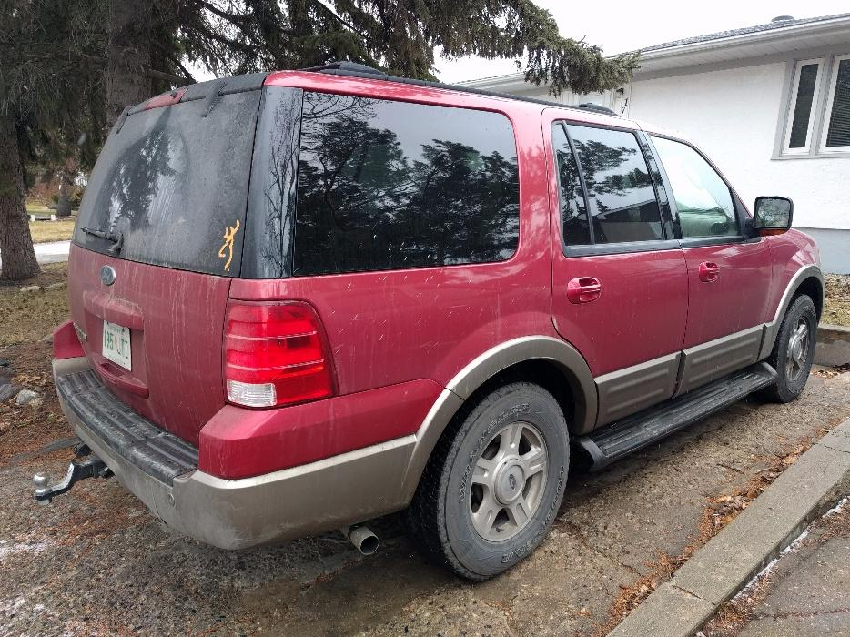 2003 ford expedition suv crossover west regina regina for Motor oil for 2003 ford expedition