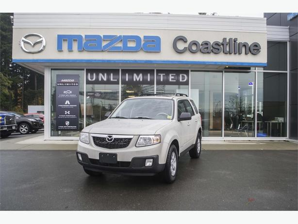 2008 Mazda Tribute GT | LEATHER