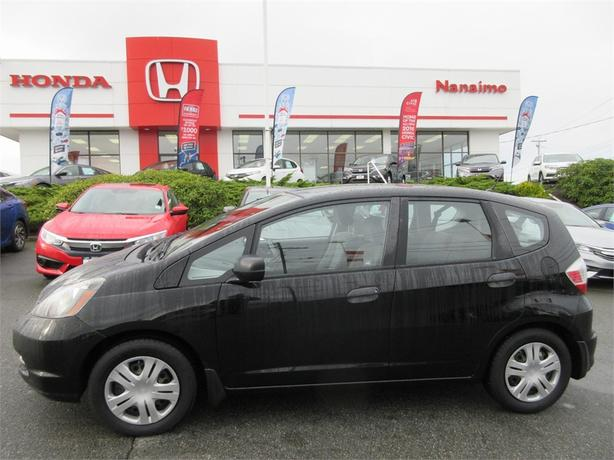2010 Honda Fit DX