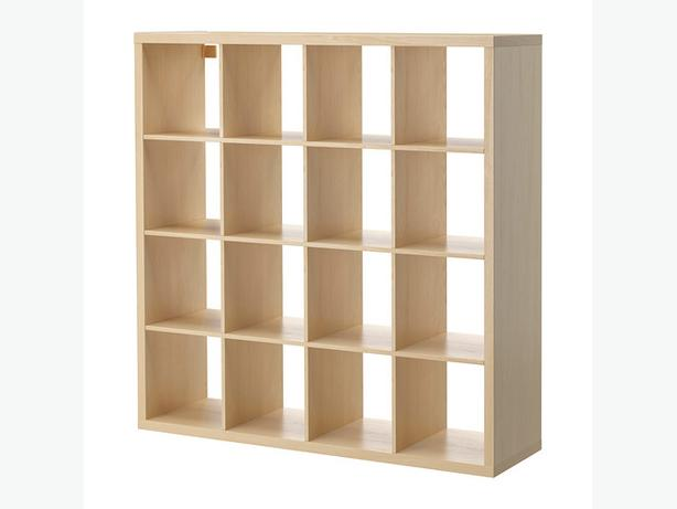 ikea kallax shelf unit book case victoria city victoria. Black Bedroom Furniture Sets. Home Design Ideas