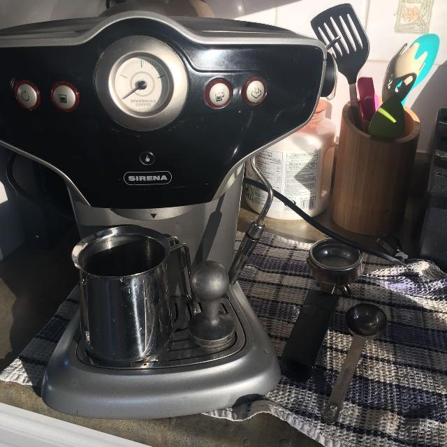 minuto saeco xsmall automatic espresso machine