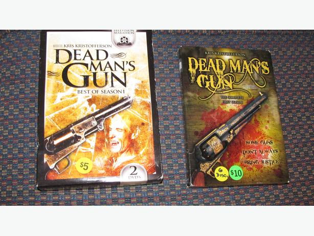 BEST OF SEASON ONE DEADMAN'S GUN T.V. SERIES