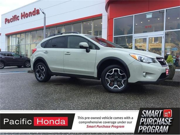 2014 Subaru XV Crosstrek ATTENTION ALL DRIVERS! MANUAL ALL WHEEL DRIVE!