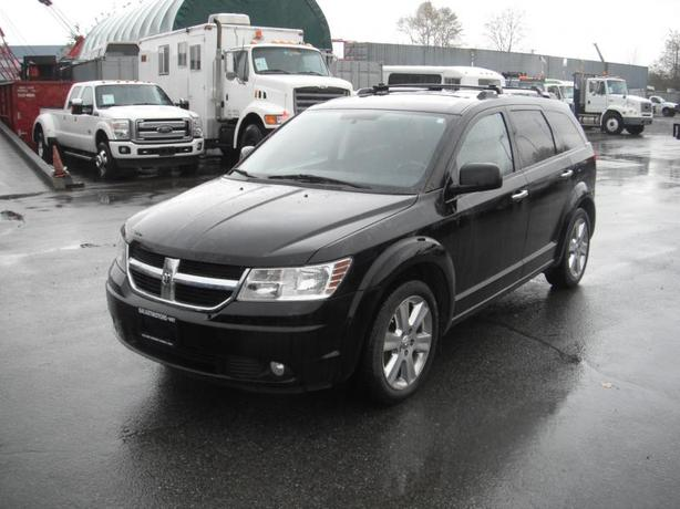 2010 dodge journey rt awd w third row seating outside comox valley courtenay comox. Black Bedroom Furniture Sets. Home Design Ideas