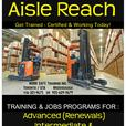 Forklift Jobs Training  + Certification