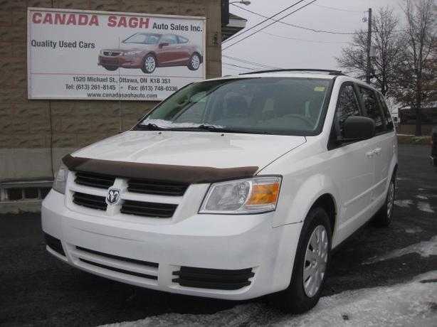 2008 Dodge Grand Caravan (SWIVEL.N.GO) ! 12M.WRTY+SAFETY $6500