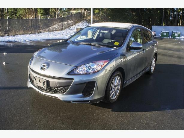 2013 Mazda MAZDA3 GS-SKY HEATED SEATS