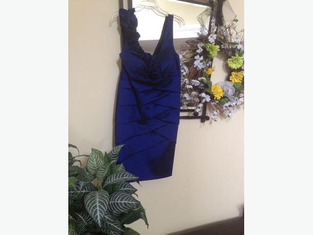 Formal Knee Length Dress Size 1213 Melanie Lyne West Shore