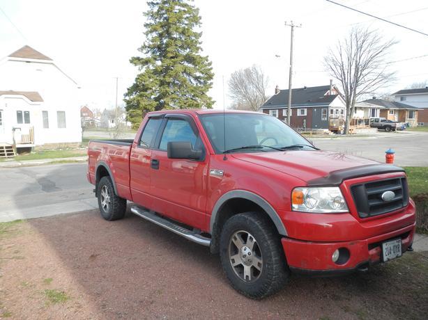 2006 Ford f150 FX4 4x4