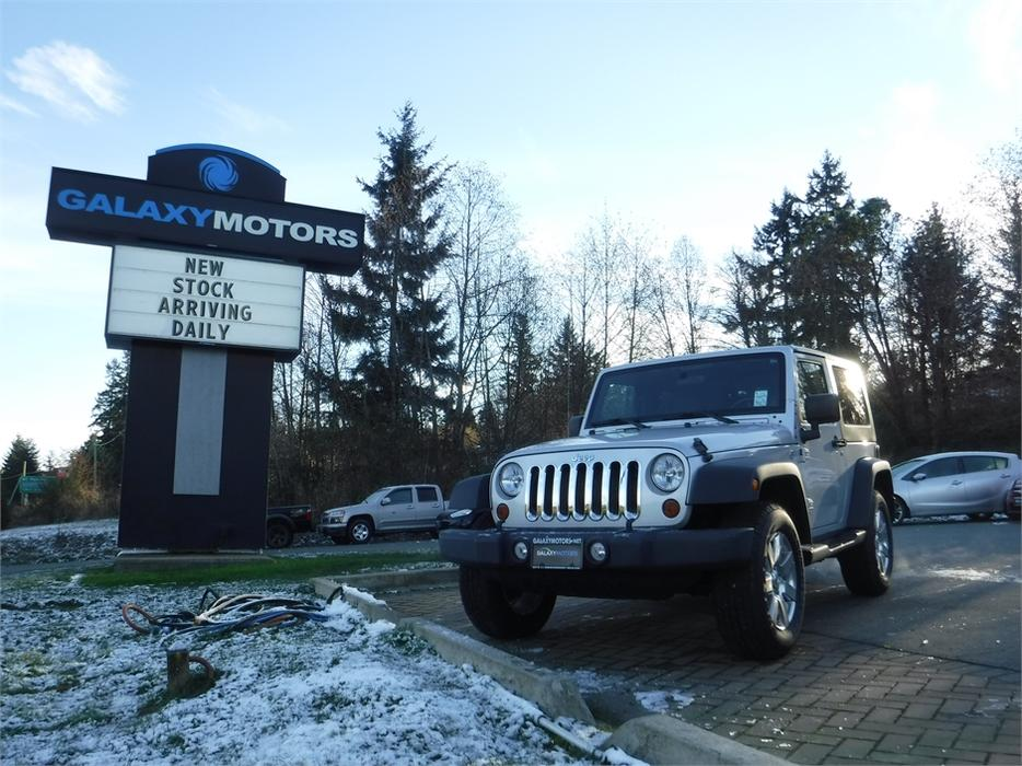 2010 Jeep Wrangler Sport 4wd Tow Package Amp Tow Hooks