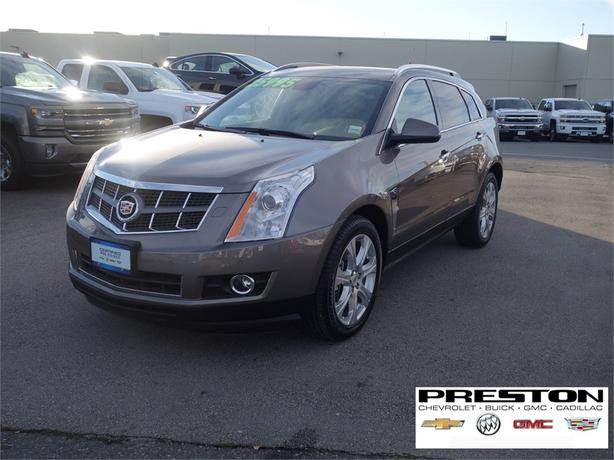 2011 Cadillac SRX Luxury & Performance Collection