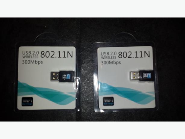 Wireless 11N USB adapter