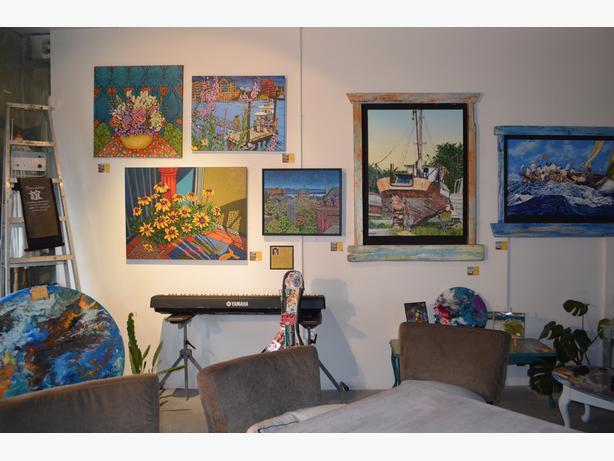 Original Art Furniture And Home Decor Happenstance Art Show Esquimalt View Royal Victoria