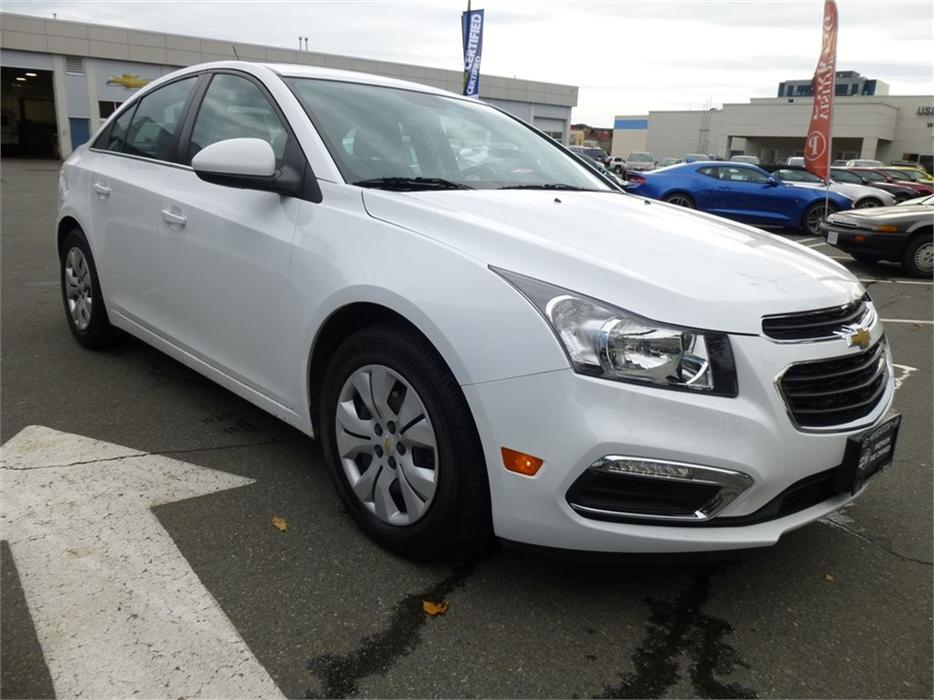 Clearwater Used Chevrolet >> 2016 Chevrolet Cruze LT No Accidents Victoria City, Victoria
