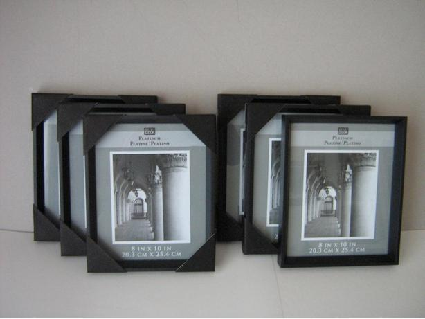 FRAMES NEW -  8x10, 10x10, to 11.75x36