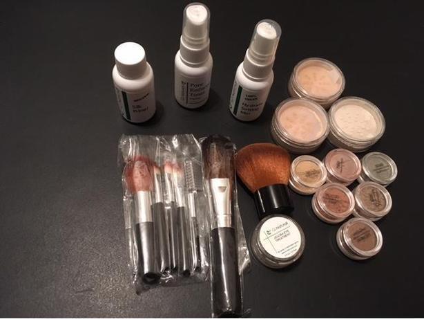 ORGANIC Natural Mineral Make-Up