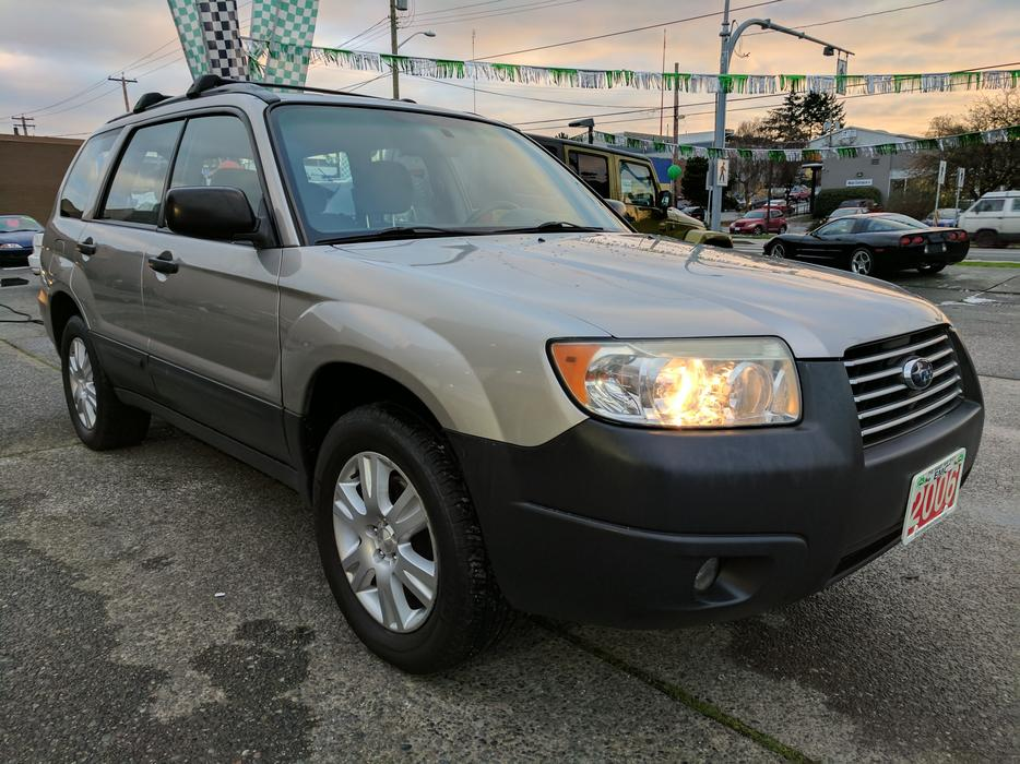2006 Subaru Forester Awd End Of Year Sale Victoria