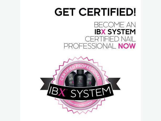 IBX Certification Course - Professional Nail Techs only