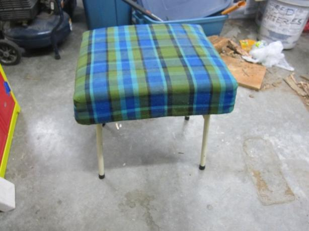 Volkswagen Westfalia Buddy Stool