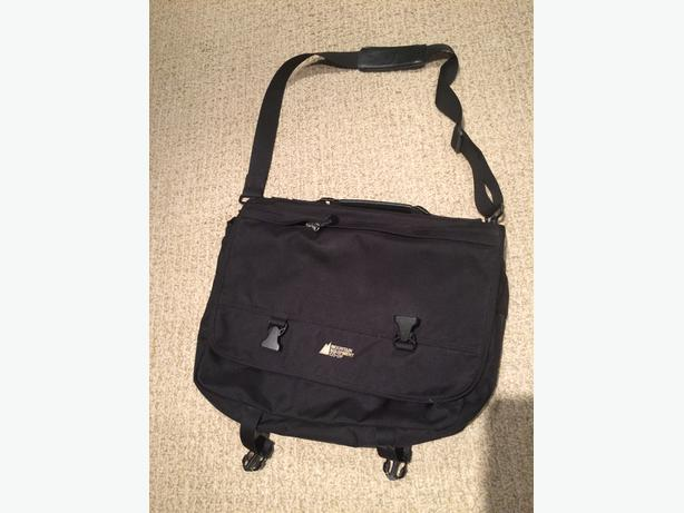 Mec shoulder strap laptop bag