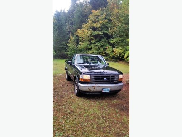 1995 Ford-F150  Senior Owned-gently driven!