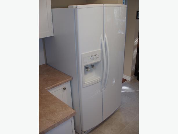 Kitchenaid Fridge Freezing Everything Next To New Kitchenaid Fridge Freezer  Price Reduced