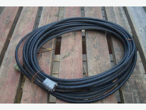 Coax and Antenna Cable