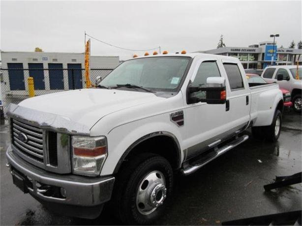 2008 Ford F-350 SD 1 Ton