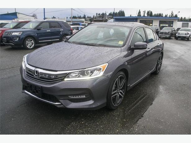 2016 Honda Accord Sport sport
