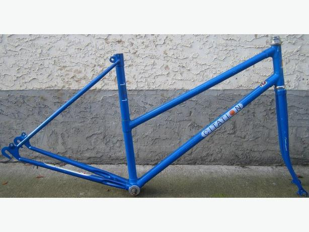 Restore your old bike