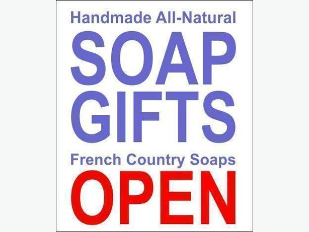 Soap Gifts Handmade Natural & Local