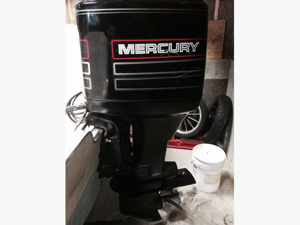 100hp 1995 mercury 2 stroke