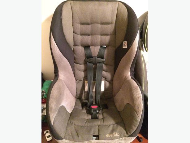 Evenflo Sureride Titan 65 Car Seat South Nanaimo Nanaimo
