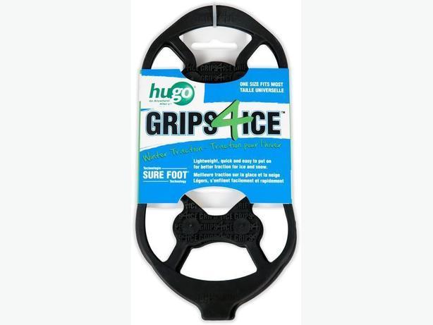 HUGO Grips-4-Ice