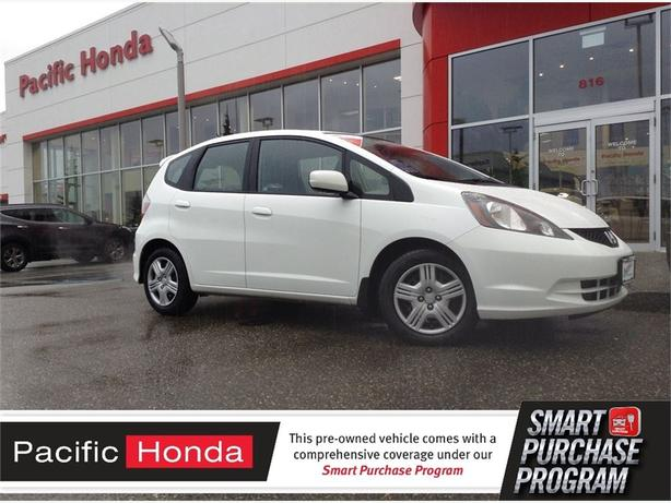 2014 Honda Fit LX-CERT - PERFECT FIT WITH ZERO CLAIMS