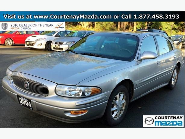 2004 buick lesabre 4dr sedan limited outside comox valley. Black Bedroom Furniture Sets. Home Design Ideas