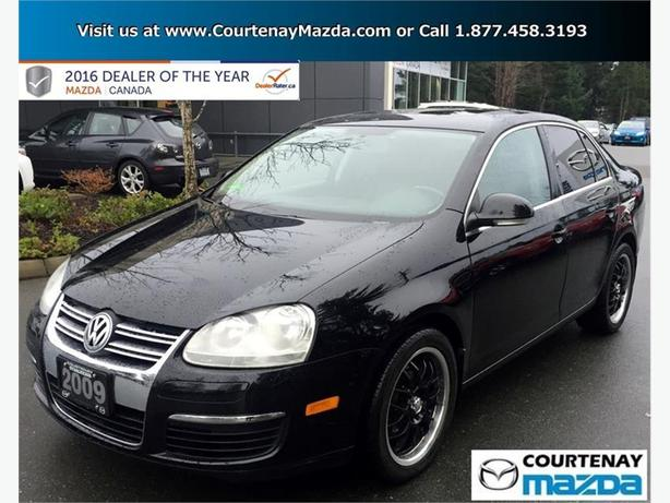 2006 Volkswagen Jetta 2.0L Turbo 6sp