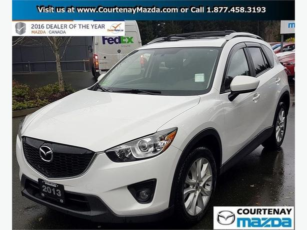 2013 Mazda CX-5 GT AWD at