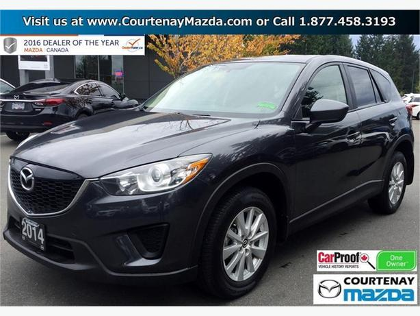 2014 Mazda CX-5 GX AWD at