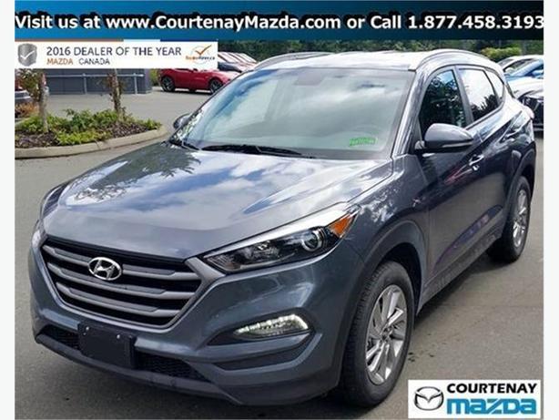 2016 Hyundai Tucson AWD 2.0L Premium