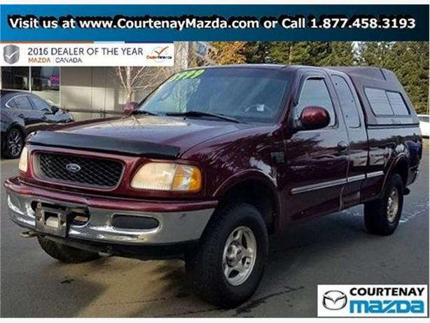 1998 Ford Light duty F150 XLT Supercab 4WD