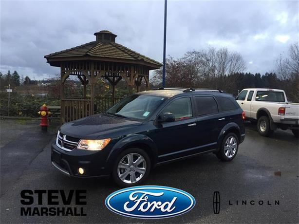 2013 Dodge Journey R/T - Fully Loaded!